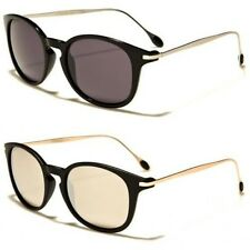 New Metal Wayfarer Womens Clubmaster Vintage Retro Sunglasses Designer UV400 E2