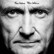PHIL COLLINS Face Value Vinyl LP 2016 (12 Tracks) NEW & SEALED