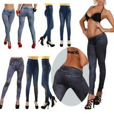 Stylish Women Sexy Skinny Jeggings Jeans Leggings Pencil Pants Stretchy Trousers