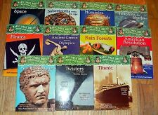 11 MAGIC TREE HOUSE Research GUIDES Children CHAPTER Books MARY OSBORNE POPE