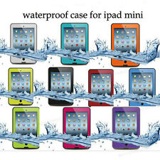 Waterproof Shockproof Anti-Dust Snow Proof Protector Case Cover for iPad Mini