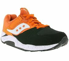 NEW Saucony Grid 9000 Shoes Men's Sneakers Trainers Black Men's trainers WOW