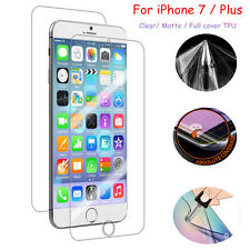 Front + Rear FULL BODY Screen Protector Film Guard Cover For iPhone 7 / 7 Plus