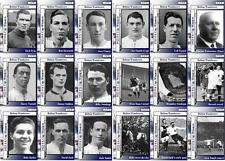 Bolton Wanderers 1923 FA Cup final winners football trading cards