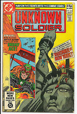DC Comics - The Unknown Soldier - Vol 30 #254 July 1981