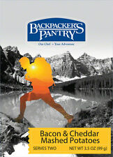 Backpacker's Pantry Bacon Cheddar Mashed Potato: 2 Servings