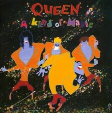 A Kind of Magic [Deluxe Edition] by Queen (CD, Feb-2012, 2 Discs, Hollywood)