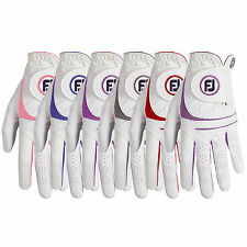 FOOTJOY WOMENS WEATHERSOF LEFT HAND GOLF GLOVE - NEW RIGHT HANDED GOLFER 2015