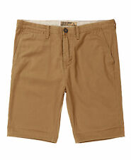 New Mens Superdry Unique Sample Commodity Slim Chino Shorts Dune