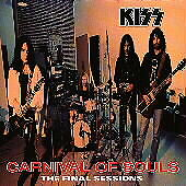 Carnival of Souls: The Final Sessions by Kiss (CD, Oct-1997, Mercury)
