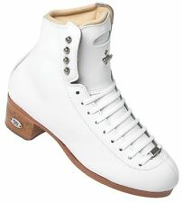 Riedell #43 TS girls figure skate boots size 1 1/2 A,  2 B or 3 C  NEW!