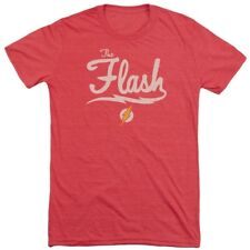 T-Shirts Sizes S-2XL New Vintage The Flash Old School Soft Tri Blend T-Shirt