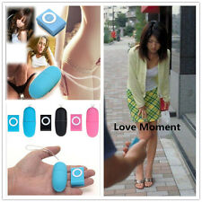 New! Female 20 Speed Vibrator Egg Wireless Remote Control Personal Body Maggager