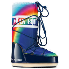 Unisex Adults Original Tecnica Moon Boot New Rainbow 2.0 Nylon Boots All Sizes