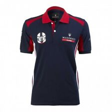 Maserati Trofeo Team Navy Polo Shirt