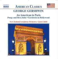 An American in Paris, Porgy and Bess Suite (Judd, Nzso)  CD NEW