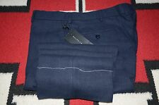Ralph Lauren Black Label Made in Italy 100% Linen Dress Pants
