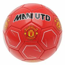 Manchester United FC Mini Football Red EPL Football Soccer