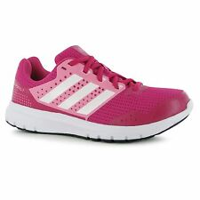 Adidas Duramo 7 Running Shoes Womens Pink/White/Pink Fitness Trainers Sneakers