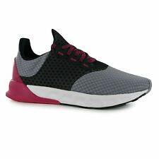 Adidas Falcon Elite 5 Running Shoes Womens Grey/Pink Fitness Trainers Sneakers