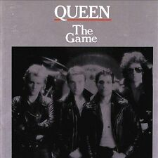 The Game by Queen (CD, Jun-1991, Hollywood)