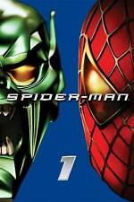 Spider-Man (+ UltraViolet Digital Copy) [Blu-ray], Very Good Disc, Tobey Maguire