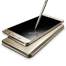 Samsung Galaxy Note 4/Samsung Galaxy Note 5  Unlocked Blue Gold Smartphone