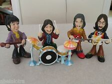 THE BEATLES FIGURES FIGURES LENNON McCARTNEY HARRISON STARR PAUL JOHN GEORGE
