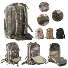 3P Military Tactical Backpack Oxford Sport Bag 30L for Camping Traveling Hiking