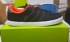 adidas Neo Derby ST Black Textile Mens Trainers Size UK 10 F99222