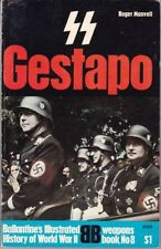 Roger Manvell: SS and Gestapo: Rule by Terror. : Ballantine 826272