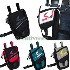 Men Oxford Waist Fanny Leg Bag Drop Motorcycle Rider Messenger Shoulder Pack New