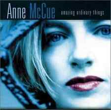 Anne McCue-Amazing Ordinary Things  CD NEW