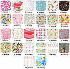 Baby Girls Lampshades Ideal To Match Baby Girls Nursery Wall Decals & Stickers