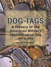 Vintage USA Military Dog Tags ID Guide Civil War -2002