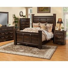 Sandberg Furniture Andorra Two Nightstand Bedroom Set