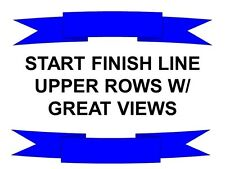2 NASCAR Richmond S/F Tickets Row 25, Toyota Owners 400, Sprint Cup