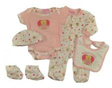 Take Me Home Newborn Girls Bear 5pc Layette Set Size 3/6M 6/9M $22.00