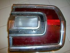 68 PLYMOUTH BELVEDERE SATELLITE ROADRUNNER RH TAIL LIGHT ASSEMBLY RIGHT
