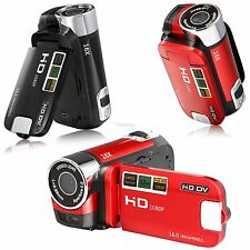 Mini HD DV Digital Video Camera 16X Digital Zoom 2.7'' TFT LCD Screen 16MP USB