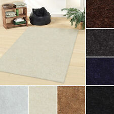 Superior Collection Hand Woven Elegant and Soft Shag Rug (5'x8')