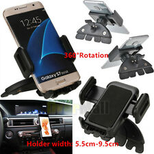 New Car Auto CD Slot Mount Cradle Holder Stand for Mobile Smart Cell Phones GPS