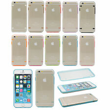 """0.3mm Ultra Thin Transparent Crystal Clear Hard TPU Case Cover For iPhone 6 4.7"""""""