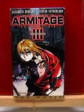 Armitage III Poly-Matrix: An Animated Motion Picture (VHS, 1997)