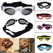 Pet Dog UV Sunglasses Sun Glasses Glasses Goggles Eye Wear Protection Good EFC
