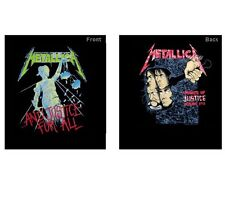 Music Tee METALLICA - AND JUSTICE FOR ALL