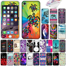 "For Apple iPhone 8 / iPhone 7 4.7"" AT&T Pattern Vinyl Skin Decal Sticker Cover"