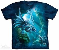 Sea Dragon The Mountain Adult Size T-Shirt