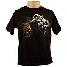 Adio Ripper SS Tee Boys Black - Mens  - Size