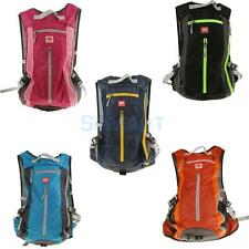 Waterproof Outdoor Backpack Daypack Camping Hiking Travel Cycling Mountaineering